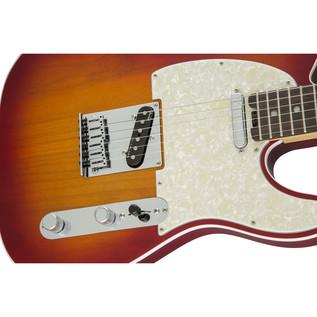 Fender American Elite Telecaster RW, Aged Cherry Burst