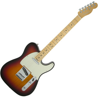 Fender American Elite Telecaster MN, 3 Colour Sunburst
