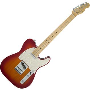 Fender American Elite Telecaster MN, Aged Cherry Burst