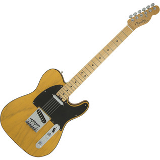 Fender American Elite Telecaster MN, Butterscotch Blonde