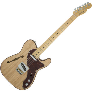 Fender American Elite Thinline Telecaster MN, Natural