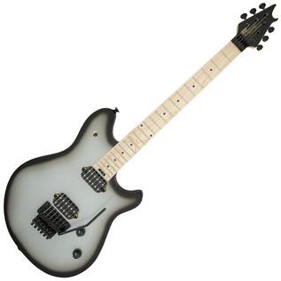 EVH Wolfgang Standard Electric Guitar, MN, Silverburst