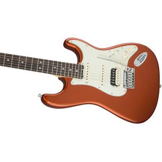 Fender American Elite Stratocaster HSS RW, Autumn Blaze Metallic