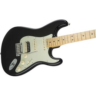 Fender American Elite Stratocaster, HSS Shawbucker MN, Mystic Black