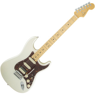 Fender American Elite Stratocaster, HSS Shawbucker MN, Olympic Pearl