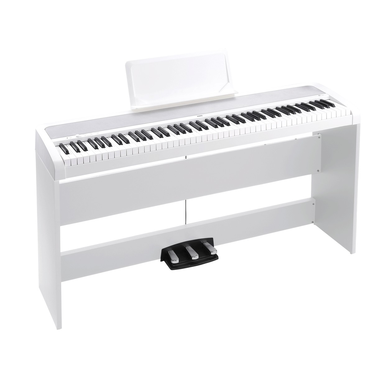 Korg b1sp digital piano white at for Korg or yamaha digital piano