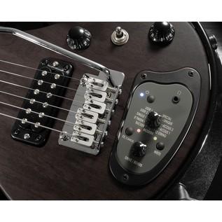 Vox Starstream Type-1,Metallic White & See-Through Semi-Gloss Black