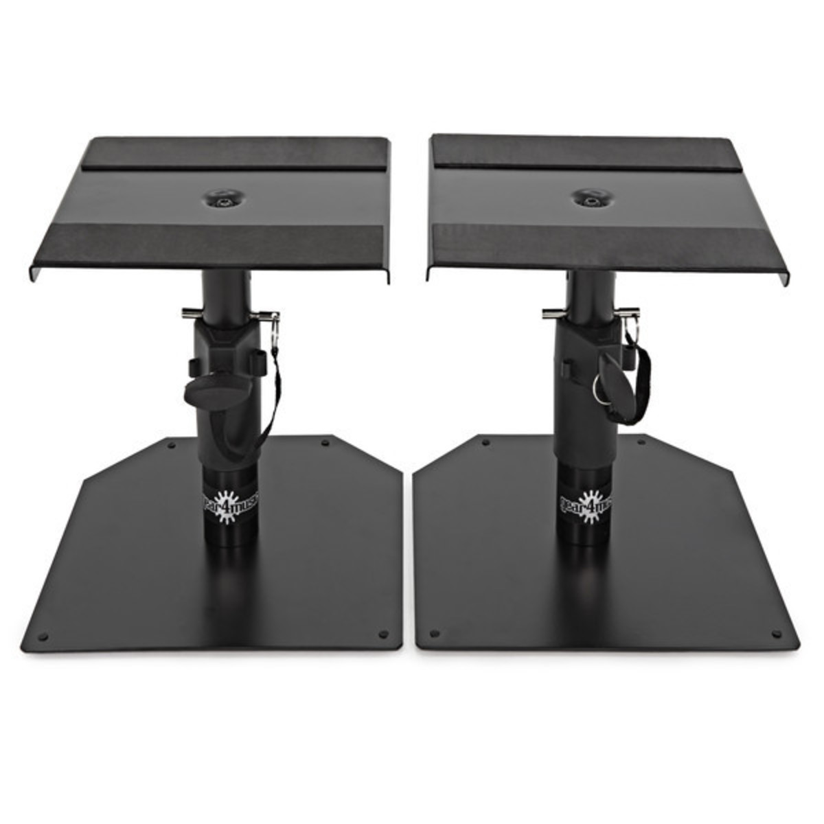 Studio Monitor Stand : adam a3x active studio monitors includes desktop monitor stands at ~ Russianpoet.info Haus und Dekorationen
