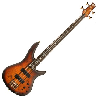 Ibanez SR800 Bass Guitar, Aged Whiskey Burst