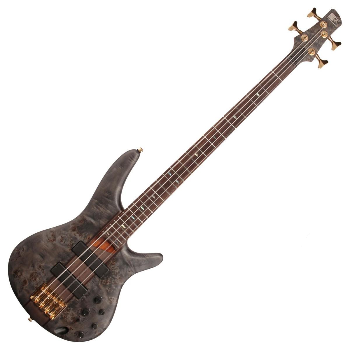 ibanez sr800 bass guitar black ice flat at. Black Bedroom Furniture Sets. Home Design Ideas