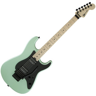 Charvel So-Cal Pro Mod Style 1 2H FR Electric Guitar, Specific Ocean