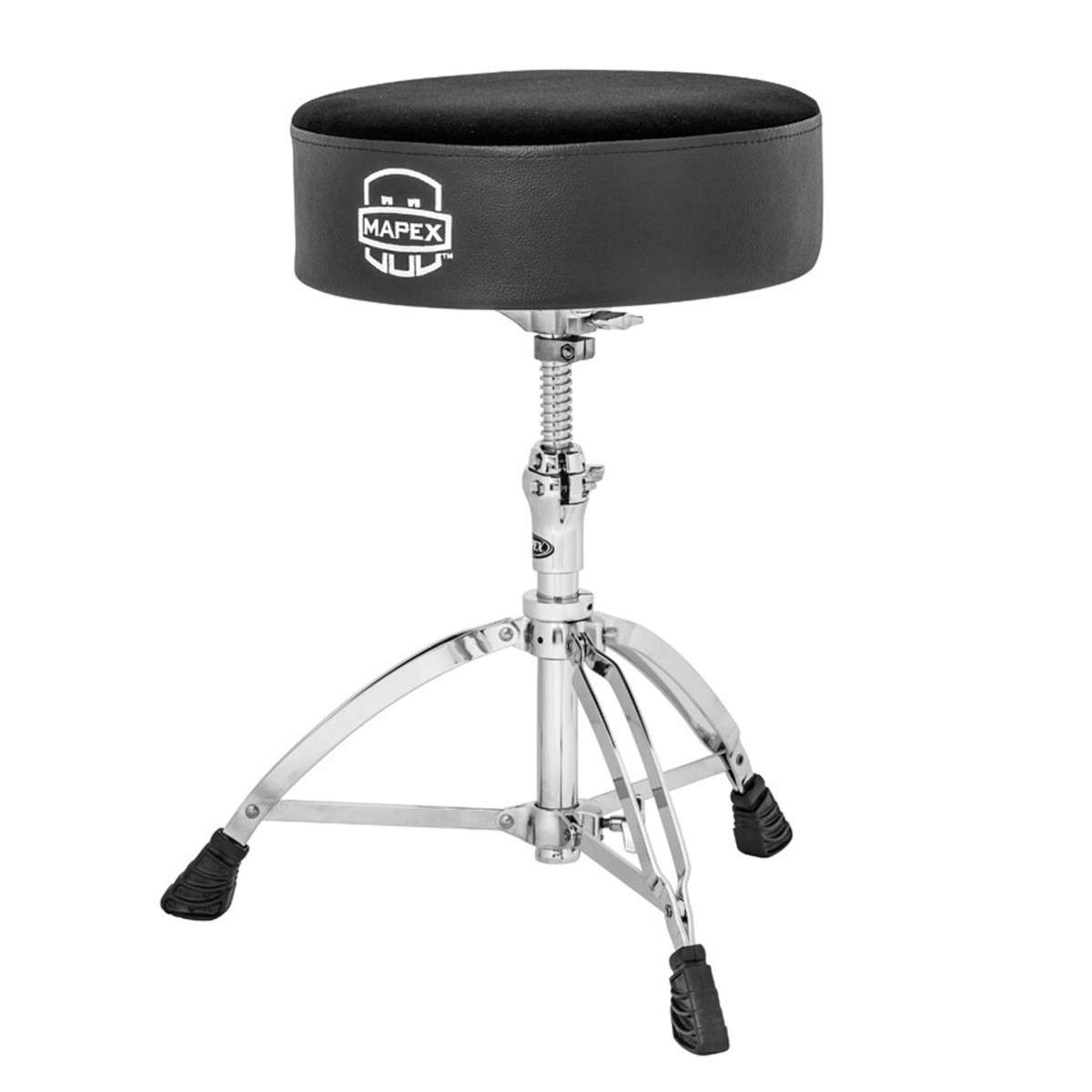 Image of Mapex T760A Double Braced Round Cloth Throne