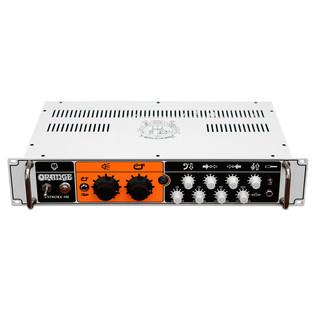 Orange'4 Stroke 500' Top