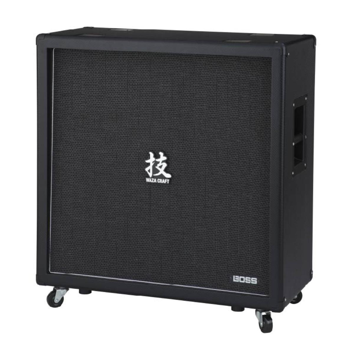 Cheap Boss WAZA 4x12 Cabinet