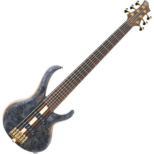 Ibanez BTB1606-DTF 6 String Bass Guitar - Angled View