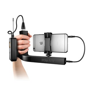 IK Multimedia iKlip A/V Broadcast Mount for Smartphone