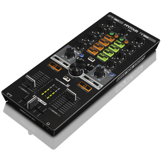 Reloop Mixtour Universal Solution for Algoriddim DJAY 2 - Angled View 1
