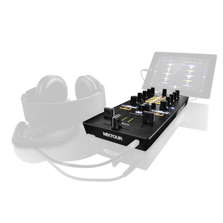 Reloop Mixtour Universal Solution for Algoriddim DJAY 2 - With Periphirals