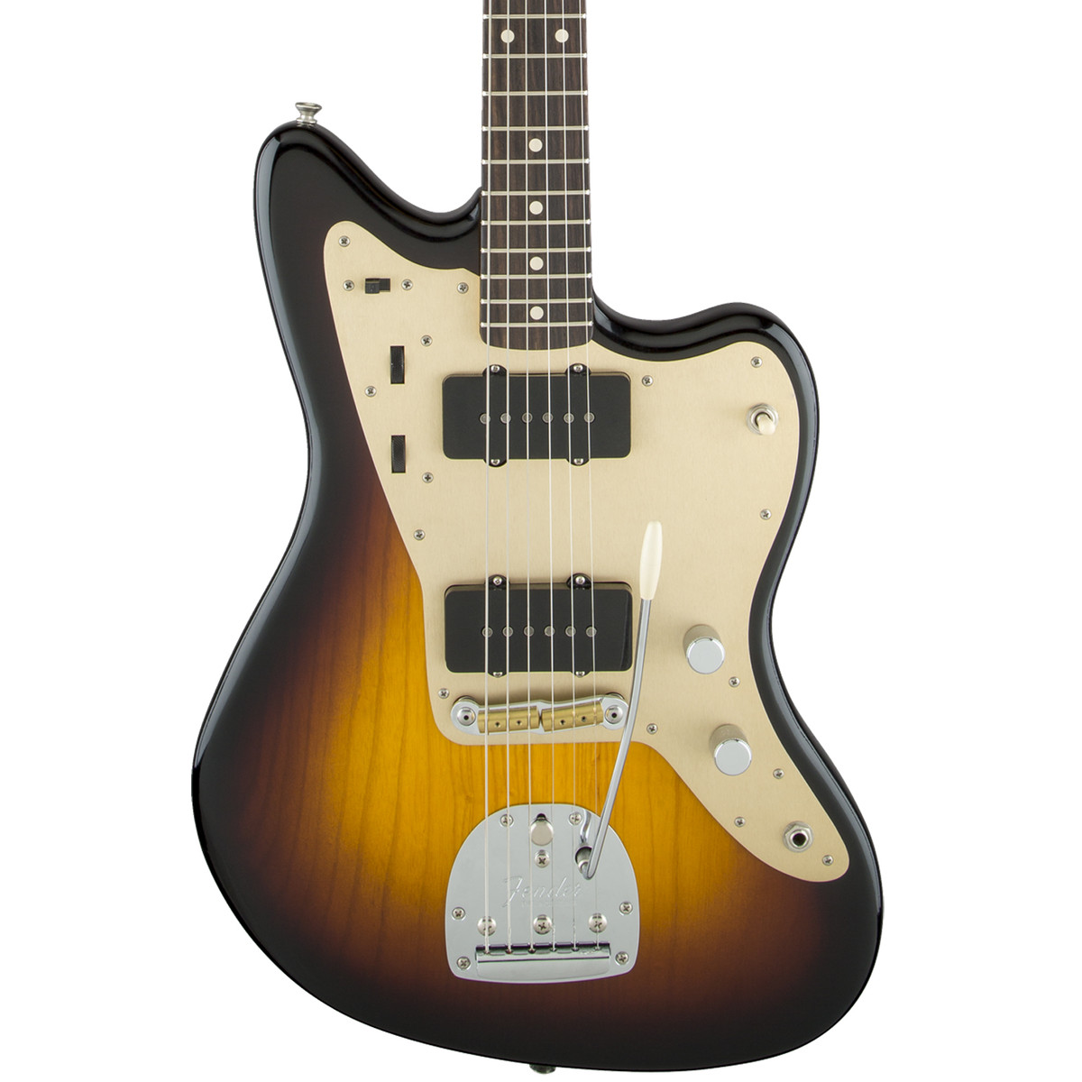 fender custom shop limited 1958 jazzmaster sunburst cz527943 at. Black Bedroom Furniture Sets. Home Design Ideas