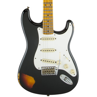 Fender Custom Shop Limited Heavy Relic Mischief Maker, Black/Sunburst