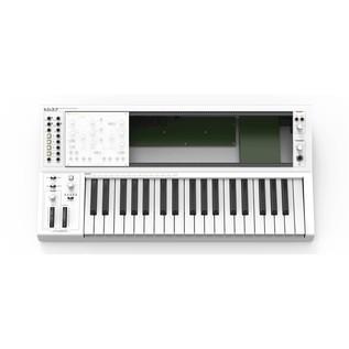 Waldorf KB37 Eurorack Case with Keyboard