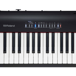 Roland FP-30 Digital Piano with Stand and Pedals, Black