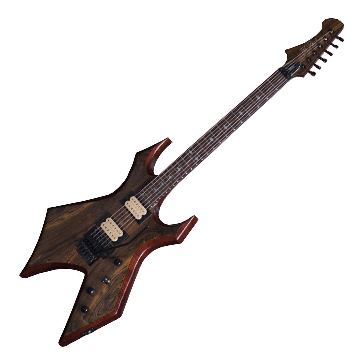 BC Rich Warlock MK11 Electric Guitar with Floyd Rose ...