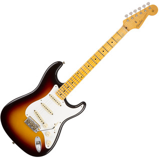 Fender Custom Shop 1958 Relic Stratocaster, Chocolate 3-Colour Sunburst