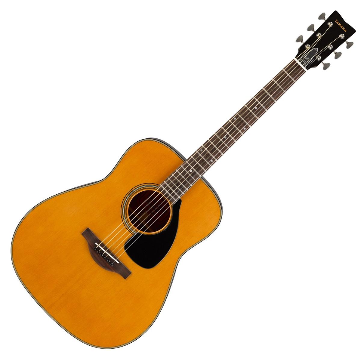Yamaha fg180 50 anniversary model acoustic guitar natural for Yamaha guitar brands