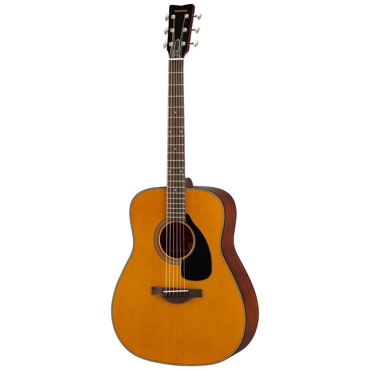 yamaha fg180 50 anniversary model acoustic guitar natural. Black Bedroom Furniture Sets. Home Design Ideas