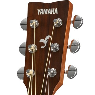 Yamaha FG800 Acoustic Guitar, Natural