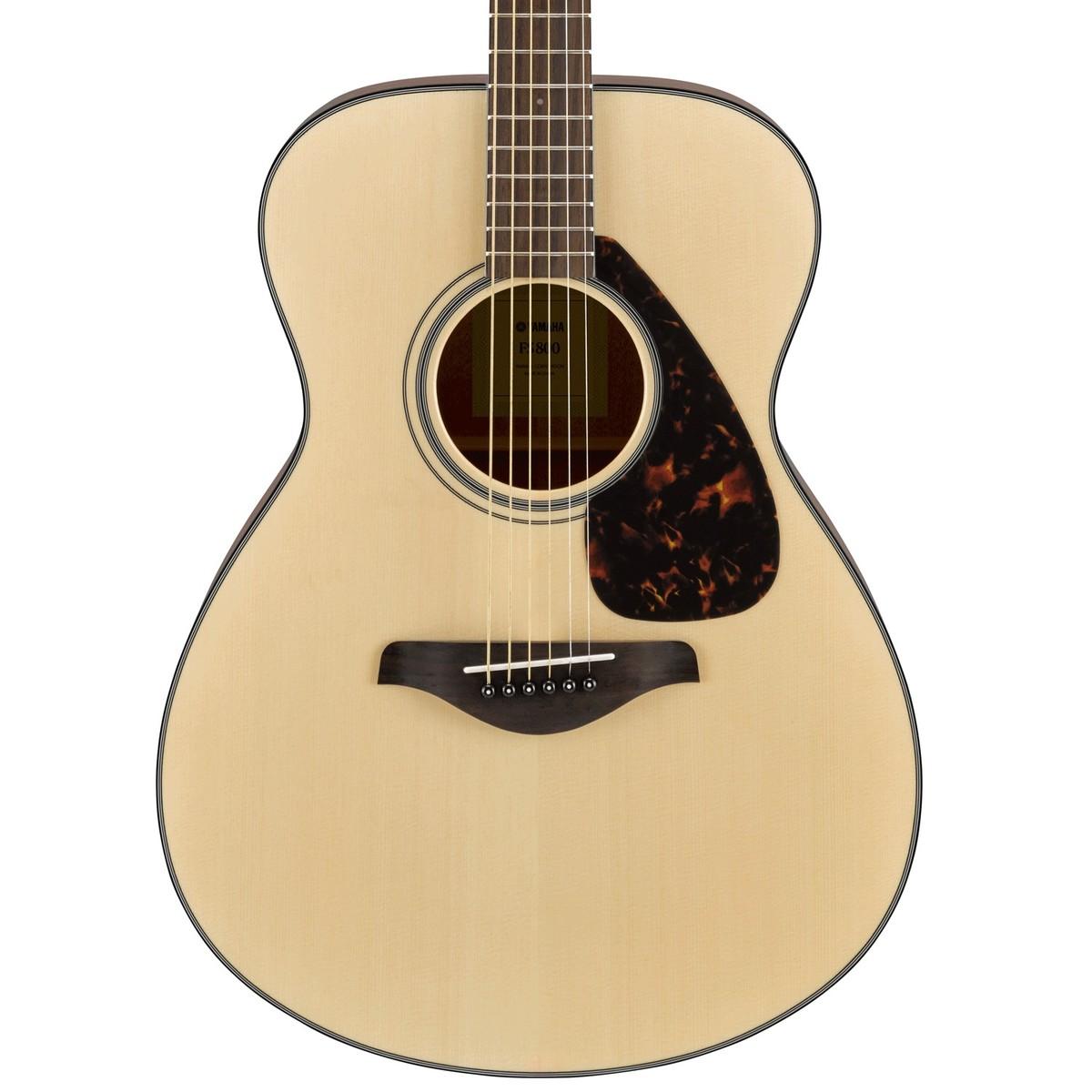 Yamaha fs800 acoustic guitar natural at for Yamaha fs 310 guitar