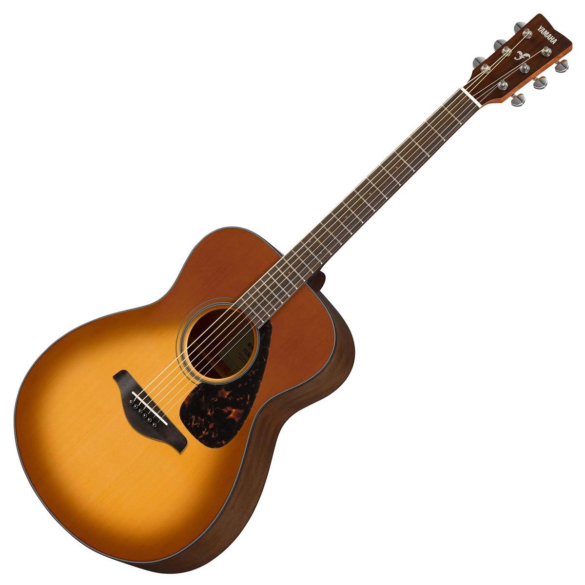 yamaha fs800 akustik gitarre sandburst auf. Black Bedroom Furniture Sets. Home Design Ideas