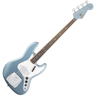 Fender Custom Shop 1966 Journeyman Relic Jazz Bass, Ice Blue Metallic