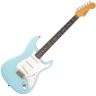 Fender Custom Shop Journeyman Relic Postmodern Strat RW, Daphne Blue