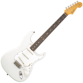 Fender Custom Shop Journeyman Relic Postmodern Strat RW, White