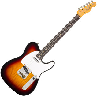Fender Custom Shop Journeyman Relic Postmodern Telecaster RW, 3 Colour Sunburst