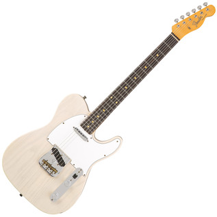 Fender Custom Shop Journeyman Relic Postmodern Tele RW, White Blonde