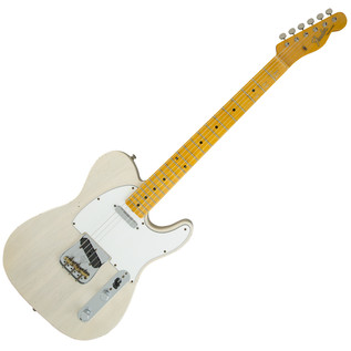 Fender Custom Shop Journeyman Relic Postmodern Tele MN, Aged White Blonde