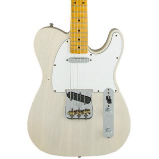 Fender Custom Shop Journeyman Relic Postmodern Tele MN, White Blonde