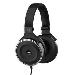 AKG K167 Closed Back DJ Headphones