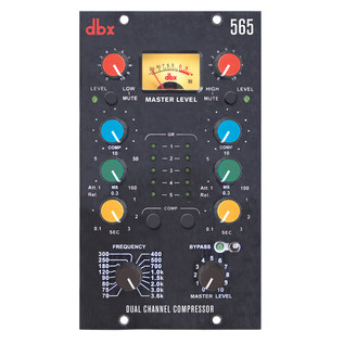dbx 565 Dual-Band Optical Compressor