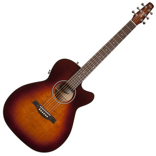Seagull Guitars Performer CW Concert Hall Burnt Umber Q1T w/bag
