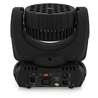 36 x 3w LED Moving Head Twin Pack by Gear4music