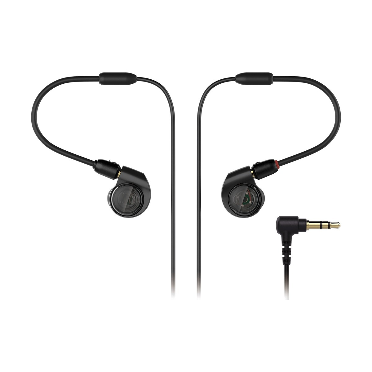 Image of Audio Technica ATH-E40 Professional In-Ear Monitor Earphones