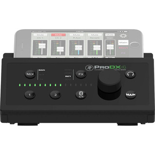 Mackie ProDX4 4 Channel Wireless Mixer