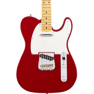 Fender Custom Shop New Old Stock Postmodern Telecaster MN, Dakota Red