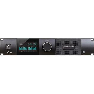 Apogee Symphony I/O MKII Thunderbolt Chassis 16x16 Analog I/O - Front View