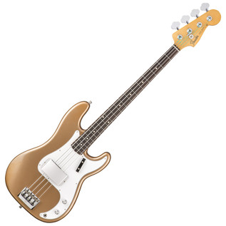 Fender Custom Shop New Old Stock Postmodern Bass, Firemist Gold