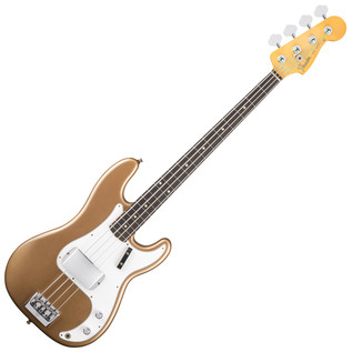 Fender Custom Shop Journeyman Relic Postmodern Bass, Firemist Gold